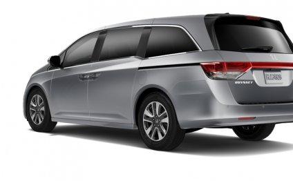 2015 Honda Odyssey - Exterior