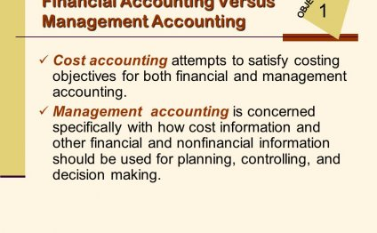 1-4 Financial Accounting