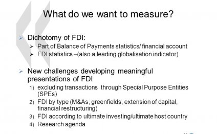 4 What do we want to measure?