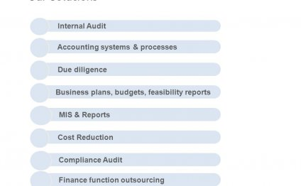Our Solutions Internal Audit