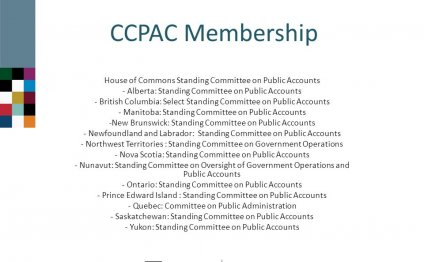 CCPAC Membership House of
