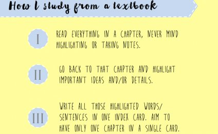 Study from a textbook | Tumblr