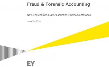 Forensic Accounting and Auditing