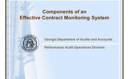 Georgia Department of Audits and Accounts