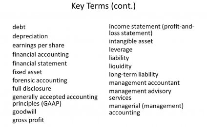 Accounting Financial Statement