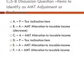 Financial Accounting Test questions