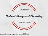 Financial, Cost and Management Accounting