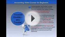 Accounting Video Course for Beginners