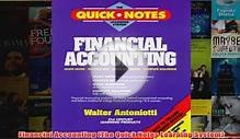 Download PDF Financial Accounting The Quick Notes Learning