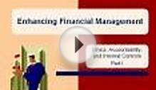 Enhancing Financial Management Ethics, Accountability, and