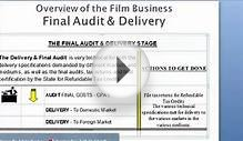 Film Accounting and Auditing - Clips to Show the Tone