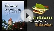 Financial Accounting in an Economic Context PDF