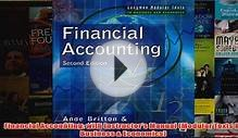 Financial Accounting with Instructors Manual Modular Texts