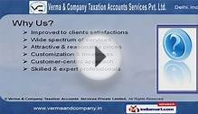 Financial Services By Verma & Company Taxation Accounts