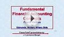Fundamental Financial Accounting Concepts Fourth Edition