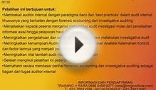 Info training Forensic Accounting and Investigative Audit