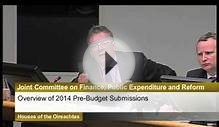 Joint Committee on Finance, Public Expenditure and Reform