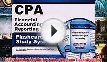 [PDF] CPA Financial Accounting & Reporting Exam Flashcard