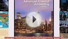 [PDF Download] Advanced Financial Accounting by