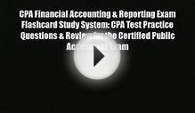 [PDF Download] CPA Financial Accounting & Reporting Exam