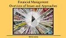 Public Expenditure and Financial Management Overview of