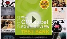 Read Wiley CPAexcel Exam Review 2014 Test Bank: Financial