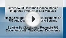 SAP FI CO - Financial Accounting Overview Course - SAP