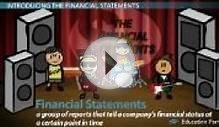 What Are Financial Statements? - Definition, Purpose