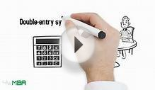 What is Double-Entry System | Accounting | MBA in Pills